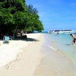 plage magnifique