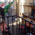 View fr balcony