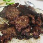 Tao Tao Beef - Just Perfect!   Tao Tao Restaurant, Sunnyvale, Ca