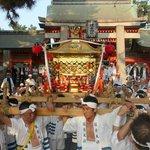 平成26年神輿洗神事