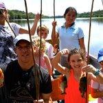 pesca de pirañas