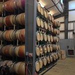 Oak barrell fermenting
