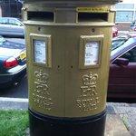 Cheam's Golden Box