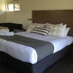 King Size Bed, soft & comfortable