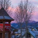Winter at the Appenzell Inn