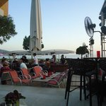 Plaza bar