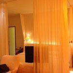 Bedroom prestige, over looking river Arno