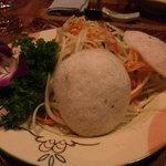 Papaya Salad with Coriander