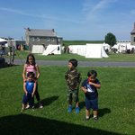 Great family fun at the fort