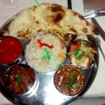 Mixed Thali
