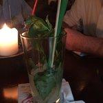 Cocktail Happy Hour - Glas leer
