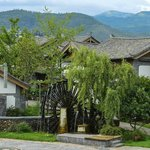 Crown Plaza Lijiang setting