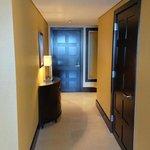 Suite - hallway
