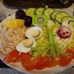 Crab Salad at Steels