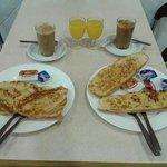 Los desayunos de Manhattan