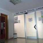 Spanish police station