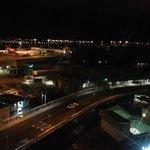 Directly adjacent the Sydney International Terminal