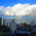 Rainbow Surfers Paradise Beach