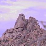 Pinnacle Peak.