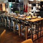 Restaurant Kitchen & Table by Marcus Samuelsson