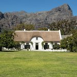 Anthonij Rupert Tasting room located in the historic manor house