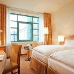 AMERON Hotel Abion Spreebogen Berlin Standard Zimmer