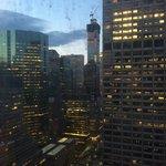 Vista dalla mia stanza al 33° piano