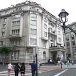 Hotel Carlton - Bilbao - Entrada Principal