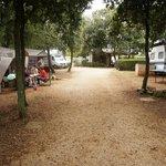 Camping slots