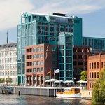 AMERON Hotel Abion Spreebogen Berlin Außenansicht