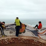 mosaics with a view