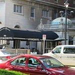 Astor Hotel Main Enterance