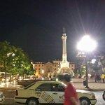 Piazza dell'hotel