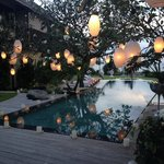 Villa Ambra Dressed for an Evening Party/Event