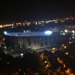 Vistas desde la habitación al Camp Nou