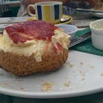 Cream Tea of Kings