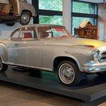 Ein Herzstück des Museums: Die Borgward Isabella