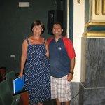 Teatru Manoel's happy helpers
