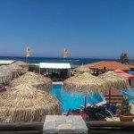 Foto de Aeolos Beach Resort Hotel