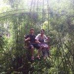 Fun tree swing!!!