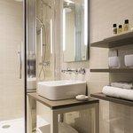 Luxury en-suite shower room of Bedlam