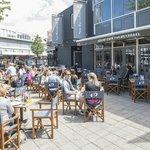 Terras Grand Cafe Van Ruysdael