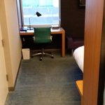 Typical Aloft room like their other properties