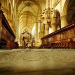 Interieur Grote Kerk Dordrecht