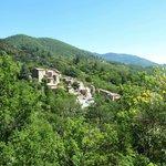 Le hameau d'Estelle