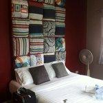 Cushy room