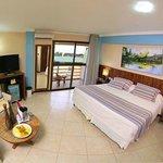 habitaciones espaciosas y lindas..el mas recomendable