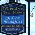 Foto de O'Grady's Townhouse Bed & Breakfast