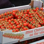 Fresh produce...