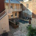 Courtyard/Pool